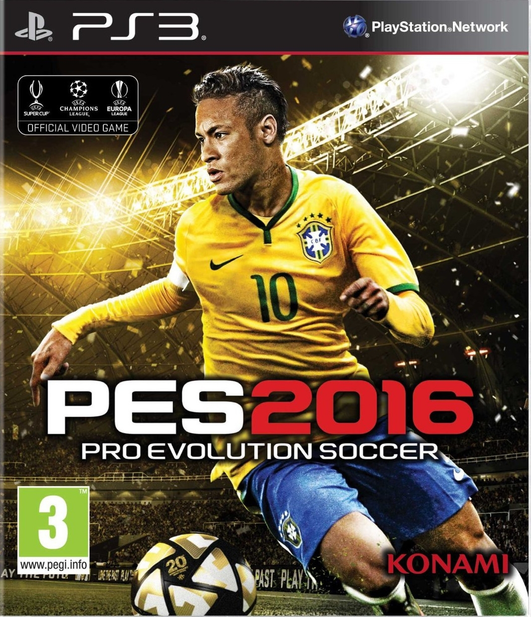 Pro Evolution Soccer 2016 / PES 2016 ( PS3)